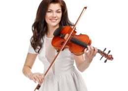 violin player dubai, electric violin