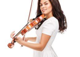 violin player dubai