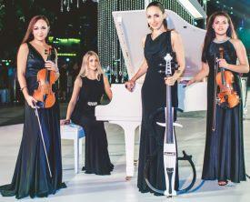 Sparks Trio with Pianist Dubai