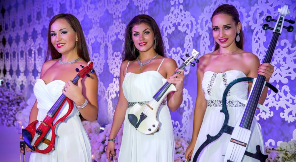 Hire Wedding Processional Music And Bridal Entrance Songs