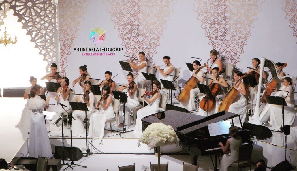 Orchestra for Wedding & Events UAE | Hire an Orchestra Dubai