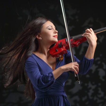 dubai violinist uae